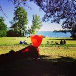 Aperitivo al Parco Berrini di Ternate